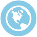 International Outreach Icon